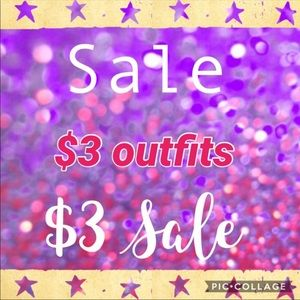 Check my page for some outfits that start at $3
